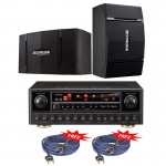 BM001 -- Bundle BestMedia A150 & Q301 with Free Speaker Cables