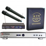 Package 03 BM-4000 Vietnamese KTV Player With Microphone (4TB)