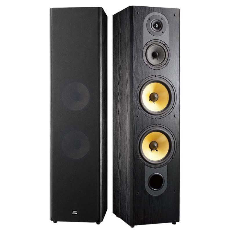 BM-Q803 3-Way 4-Driver PRO Speaker System (250W)