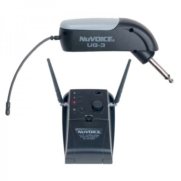 NuVoice UG-3 U-Series Wireless Guitar System