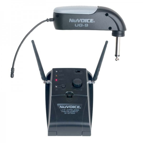 NuVoice UG-9 UHF Wireless Guitar System