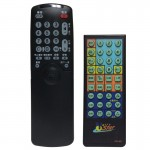 U-Best DA168/268 Chinese Remote Control (Set)