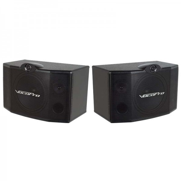 "VocoPro SV-500 250W 10"" 3-Way Vocal Speaker"