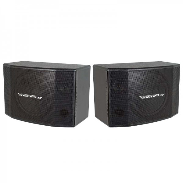 "VocoPro SV-600 250W 12"" 2-Way Vocal Speaker"
